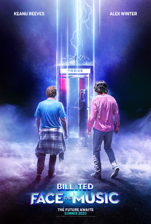 Bill & Ted Face the Music (2020) DVD Release Date