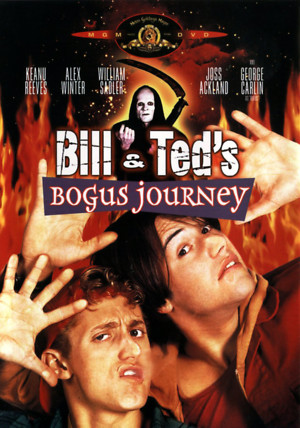 Bill & Ted's Bogus Journey (1991) DVD Release Date