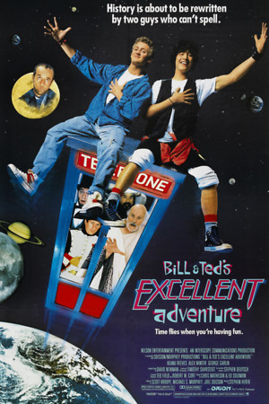 Bill & Ted's Excellent Adventure (1989) DVD Release Date
