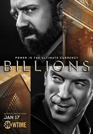 Billions (TV Series 2016- ) DVD Release Date