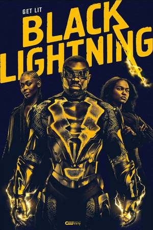 Black Lightning (TV Series 2018- ) DVD Release Date