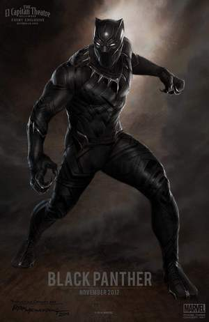 Black Panther (2018) DVD Release Date