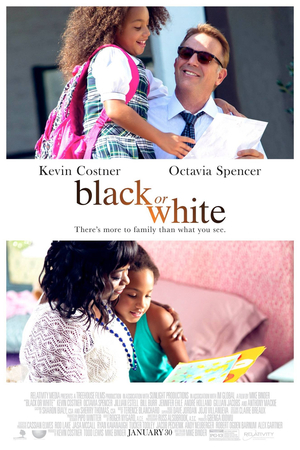 Black or White (2014) DVD Release Date