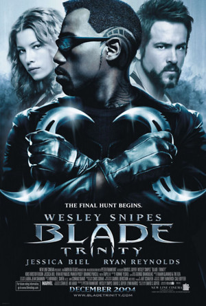 Blade: Trinity (2004) DVD Release Date