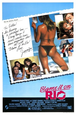 Blame It on Rio (1984) DVD Release Date