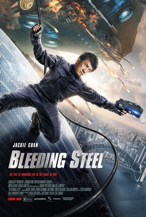Bleeding Steel (2017) DVD Release Date