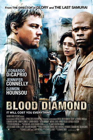 Blood Diamond (2006) DVD Release Date