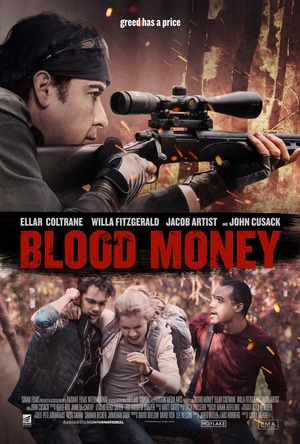Blood Money (2017) DVD Release Date