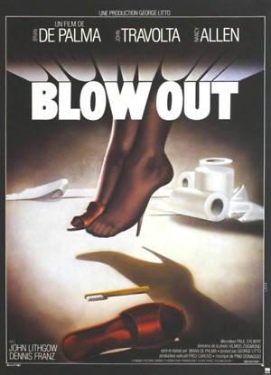 Blow Out (1981) DVD Release Date