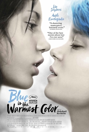 Blue Is the Warmest Color (2013) DVD Release Date