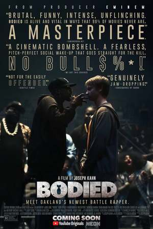 Bodied (2017) DVD Release Date