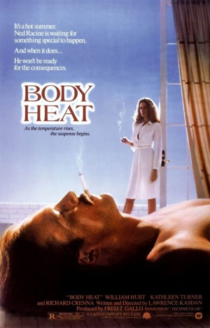 Body Heat (1981) DVD Release Date