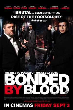 Bonded by Blood (2010) DVD Release Date