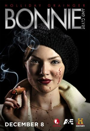 Bonnie and Clyde (TV Mini-Series 2013) DVD Release Date