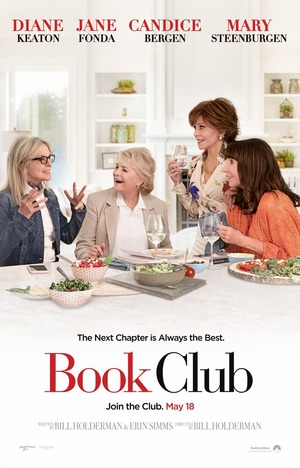 Book Club (2018) DVD Release Date