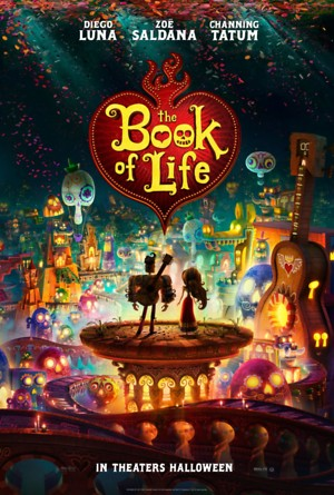 Book of Life (2014) DVD Release Date