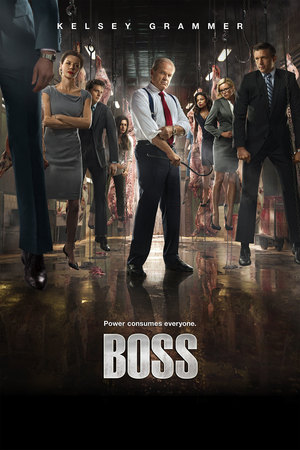 Boss (TV 2011) DVD Release Date