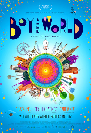 Boy & the World (2013) DVD Release Date