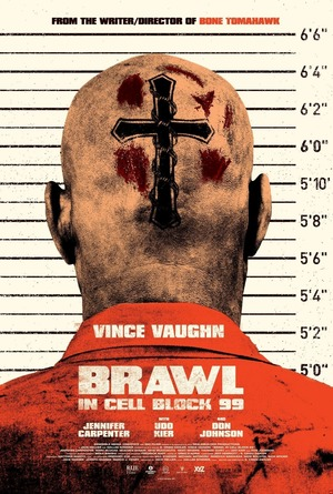 Brawl in Cell Block 99 (2017) DVD Release Date