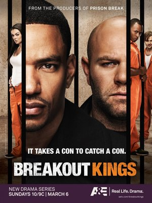 Breakout Kings (TV Series 2011) DVD Release Date