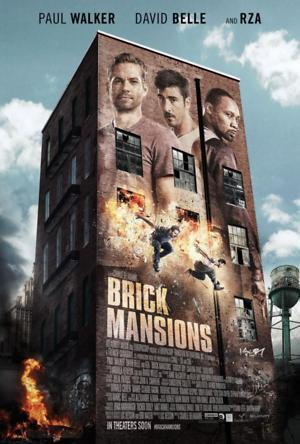 Brick Mansions (2014) DVD Release Date
