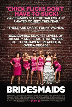 Bridesmaids (2011) DVD Release Date