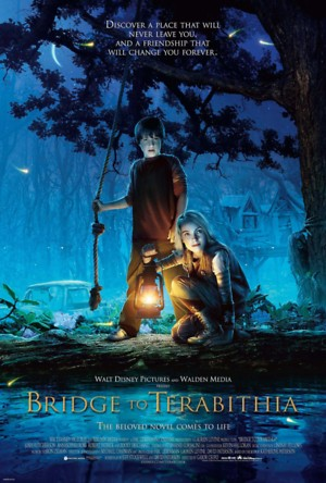 Bridge to Terabithia (2007) DVD Release Date