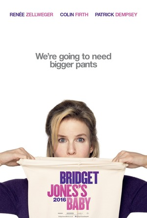 Bridget Jones's Baby (2016) DVD Release Date