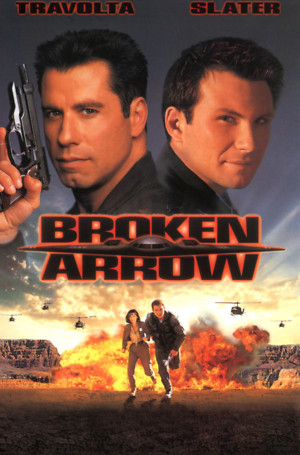 Broken Arrow (1996) DVD Release Date