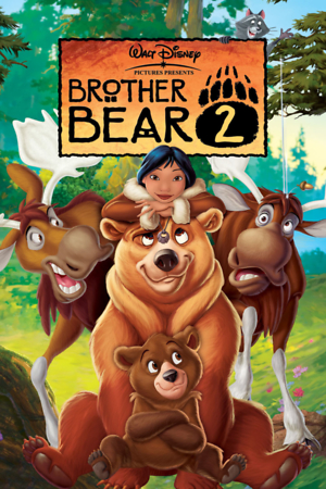 Brother Bear 2 (Video 2006) DVD Release Date