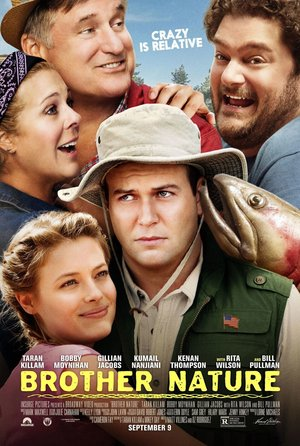 Brother Nature (2016) DVD Release Date
