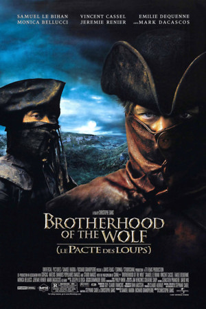 Brotherhood of the Wolf (2001) DVD Release Date
