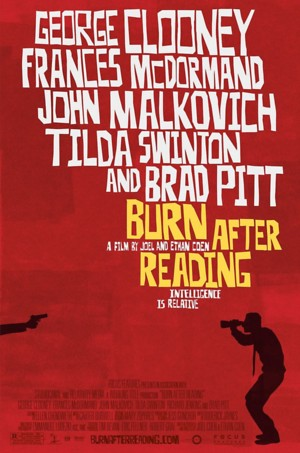 Burn After Reading (2008) DVD Release Date