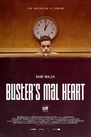 Buster's Mal Heart (2016) DVD Release Date