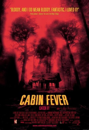 Cabin Fever (2002) DVD Release Date