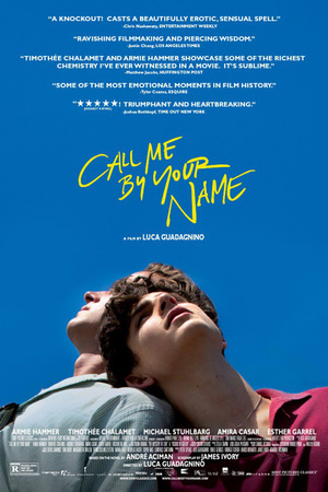 Call Me by Your Name (2017) DVD Release Date