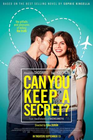 Can You Keep a Secret? (2019) DVD Release Date