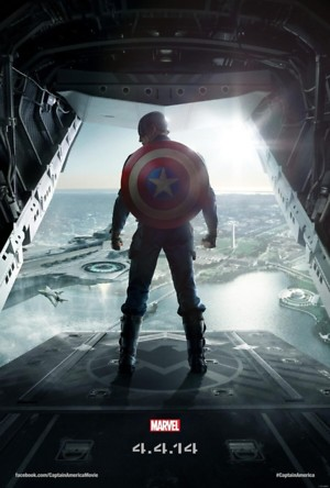 Captain America 2: The Winter Soldier (2014) DVD Release Date