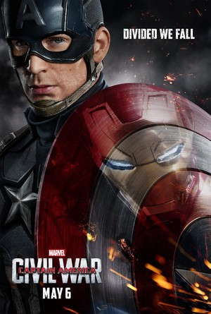 Captain America 3 Civil War (2016) DVD Release Date