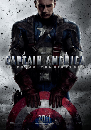 Captain America: The First Avenger (2011) DVD Release Date