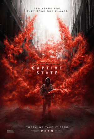 Captive State (2019) DVD Release Date
