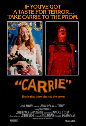Carrie (1976) DVD Release Date