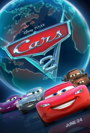 Cars 2 (2011) DVD Release Date