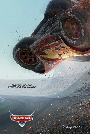 Cars 3 (2017) DVD Release Date