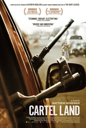 Cartel Land (2015) DVD Release Date