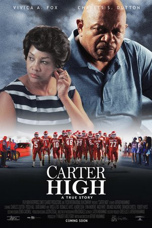 Carter High (2015) DVD Release Date