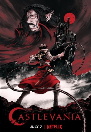 Castlevania (TV Series 2017- ) DVD Release Date