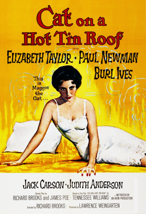 Cat on a Hot Tin Roof (1958) DVD Release Date