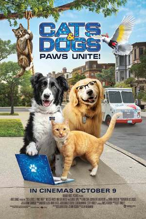 Cats & Dogs 3: Paws Unite (Video 2020) DVD Release Date