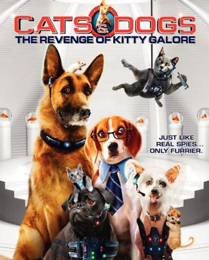 Cats & Dogs: The Revenge of Kitty Galore (2010) DVD Release Date